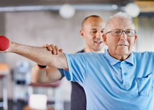 Geriatric Physiotherapy in Dwarka