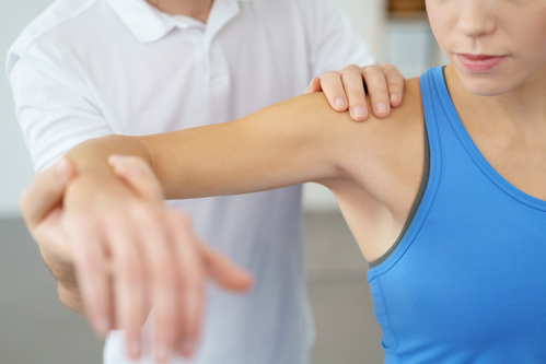 shoulder sports injuries