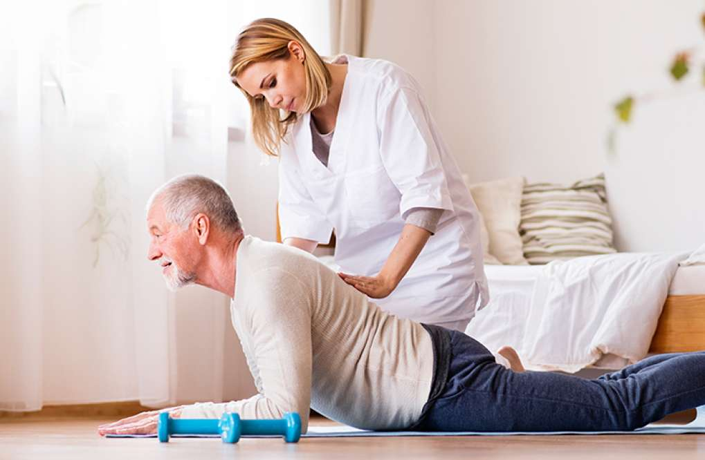 physiotherapist in Dwarka
