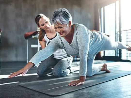 physiotherapy in diabetes