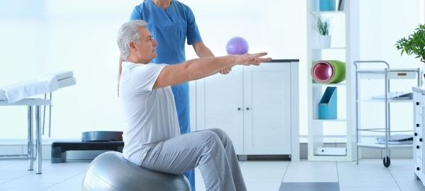 Osteoporosis physiotherapy