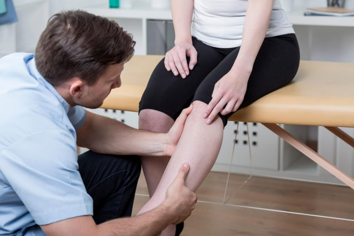 physiotherapy after knee arthroplasty