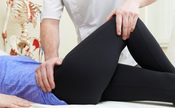 physiotherapy after knee or hip replacement